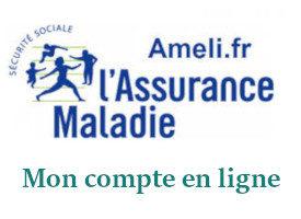 Ameli.fr mon compte en ligne