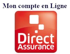 Direct Assurance mon compte en ligne