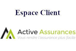 Active assurance espace client