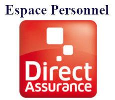 Compte en ligne Direct assurance
