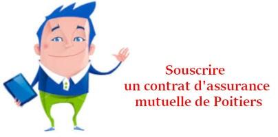 Contrat d'assurance mutuelle de Poitiers