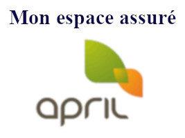 Espace client April assurance