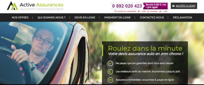 www.activeassurances.fr
