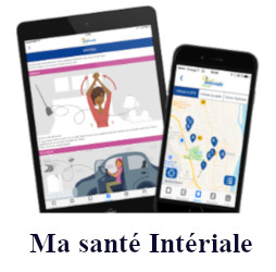 Ma santé Interiale application mobile
