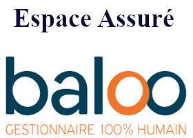 espace client baloo santé