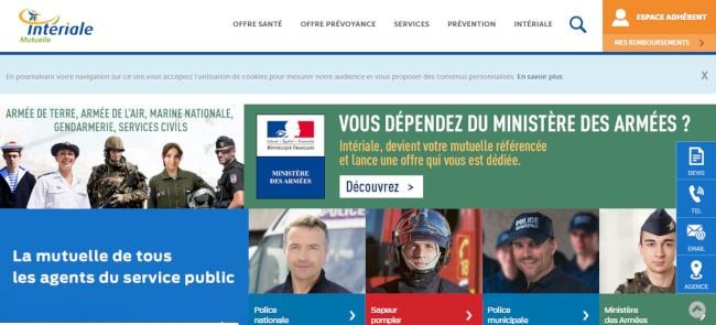 adhérent interiale.fr
