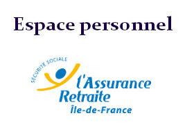 assurance retraite idf mon compte